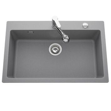 vier granit gris schock lokti 1 bac 790x500 cuisissimo. Black Bedroom Furniture Sets. Home Design Ideas