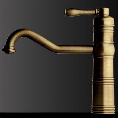 Mitigeur Bronze Style Rétro de la Marque CHAMBORD et de ...