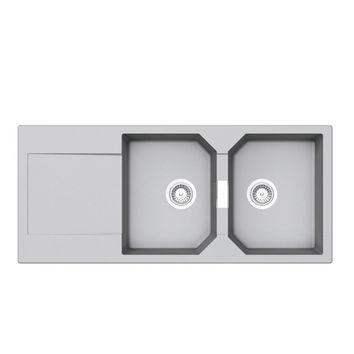 vier granit large gamme d 39 viers en granit pour la cuisine. Black Bedroom Furniture Sets. Home Design Ideas