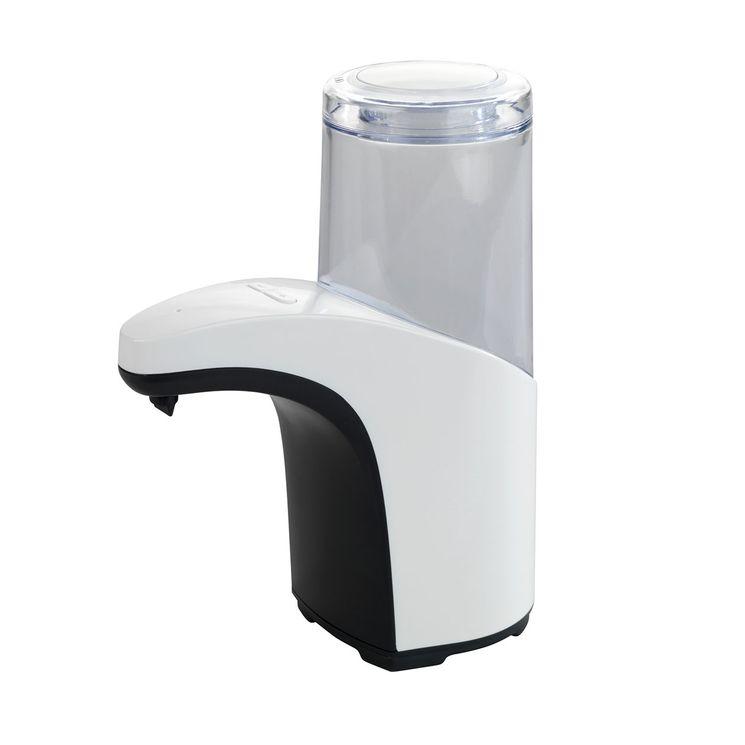 Distributeur de savon automatique WENKO BUTLER blanc