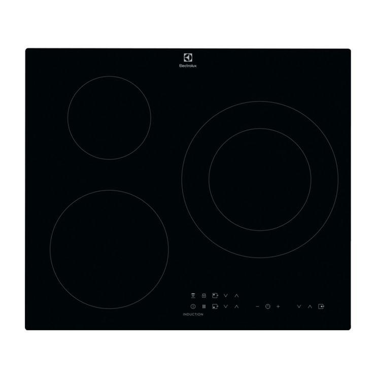 Plaque induction noir Electrolux MIT60336C