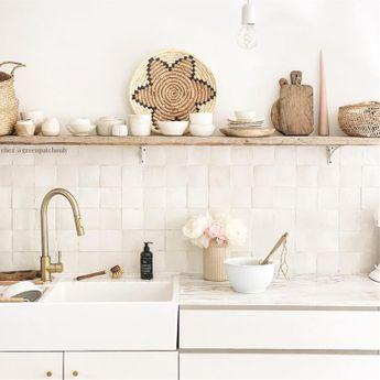 Évier timbre d´office céramique blanc Sarreguemines ALFIE 2 bacs