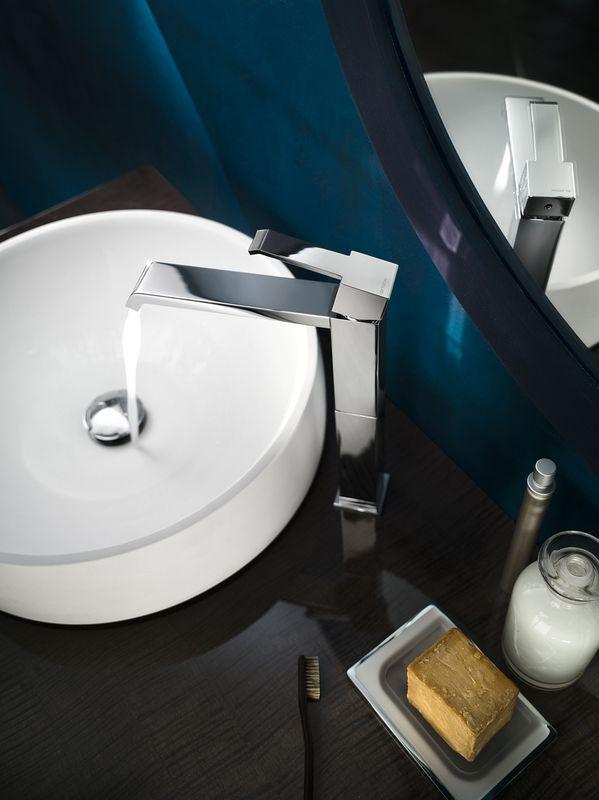 Vente Mitigeur lavabo vasque haut chromé  Robinetterie HAYA pour la