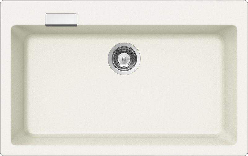 evier 1 bac sans gouttoir trouvez le meilleur prix sur. Black Bedroom Furniture Sets. Home Design Ideas