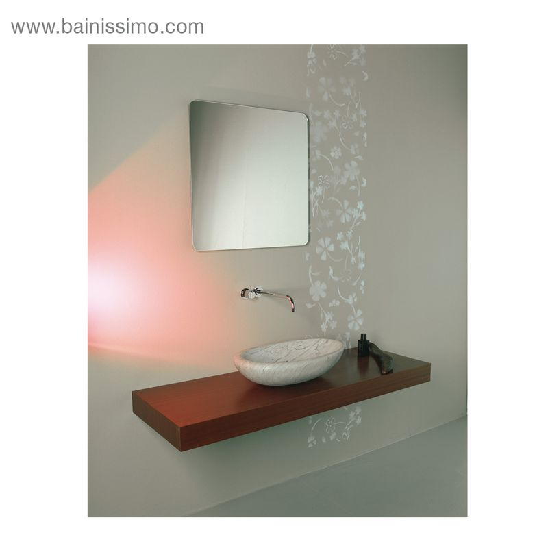 Rapsel salle de bains design orca vasque en pierre du for Vasque salle de bain en pierre
